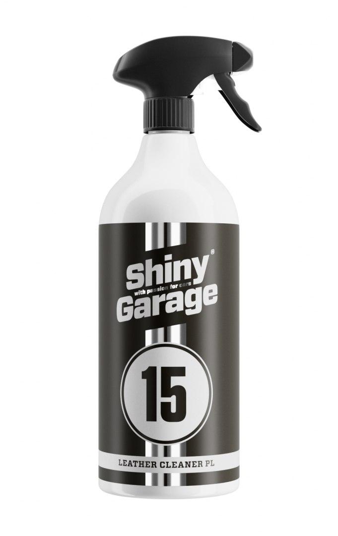 Shiny Garage Leather Cleaner Proffesional Line 1L (Czyszczenie skóry) - GRUBYGARAGE - Sklep Tuningowy
